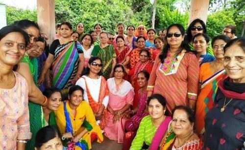 हल्दीघाटी में मनाया सावन उत्सव