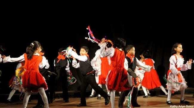 Dazzling Dance performances concludes Shakti-Caravan Project