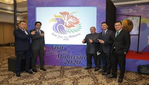 Tourism Malaysia unveiled VISIT MALAYSIA 2020 logo at roadshow in Mumbai