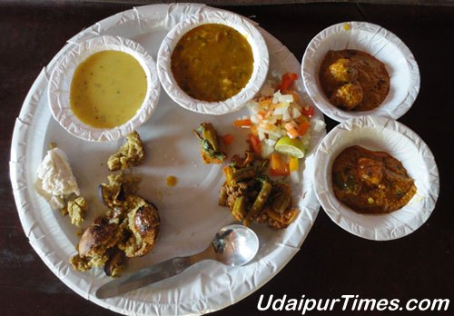 Tale Of Sensationalizing Cuisine Dal Bati Churma