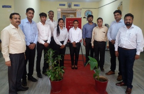 Nestle recruits 4 students from College of Dairy and Food Science Technology, Udaipur