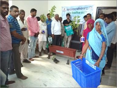426 farmers benefit from Hindustan Zinc Samadhan Project