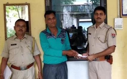 Udaipur man foregoes goat sacrifice   Donates money for flood relief