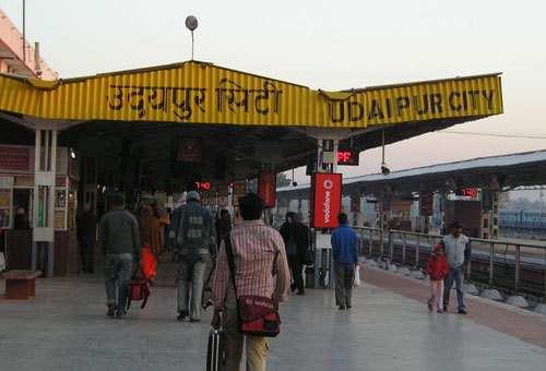 New Passenger Entrance for Railway Station