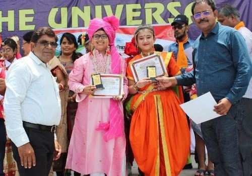 Fancy Dress Competition – Seedling School among winners