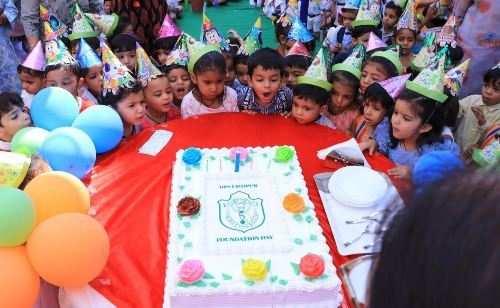 13 years of successful education | Delhi Public School celebrates 13th Foundation Day
