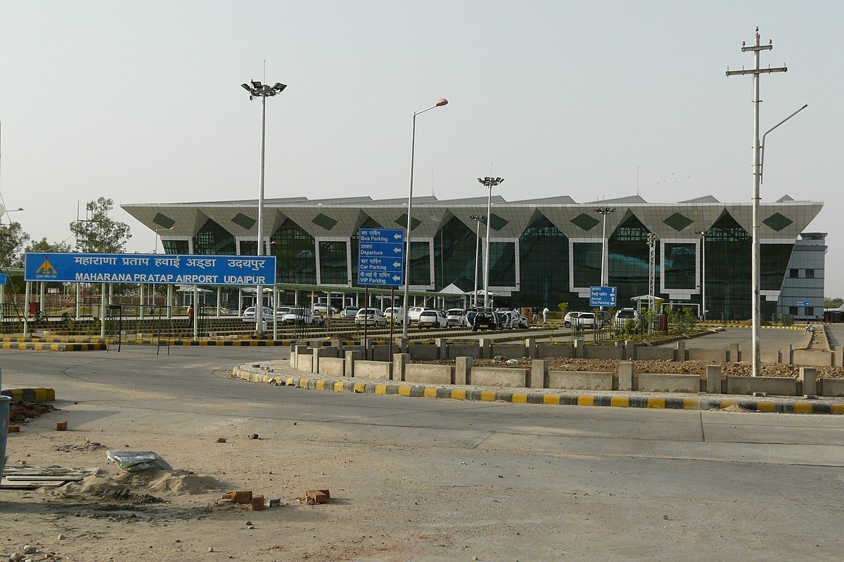 No refreshments at Udaipur airport for some days