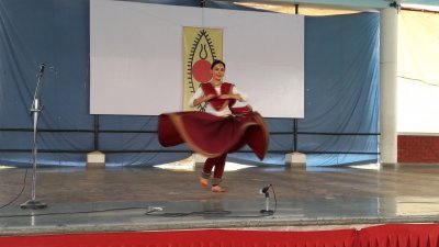 SPIC MACAY Artists perform at The Study
