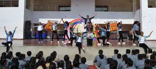 Teachers Day celebration at Seedling School Udaipur