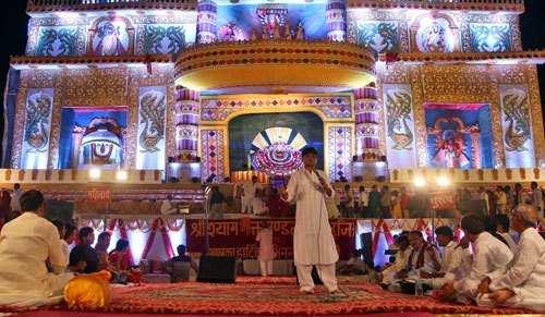 Artistes from across India participate in annual Khatu Shyam Jagran