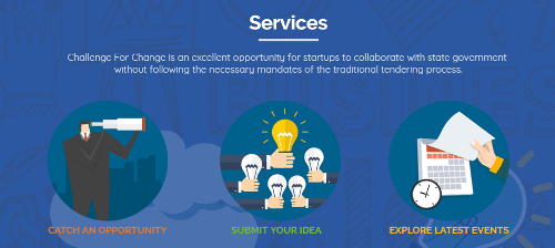 iStart Chapter 5   'Challenge for Change' offers startups big contracts for winning ideas
