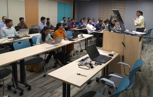 Advaiya Power BI DIAD at Microsoft Mumbai