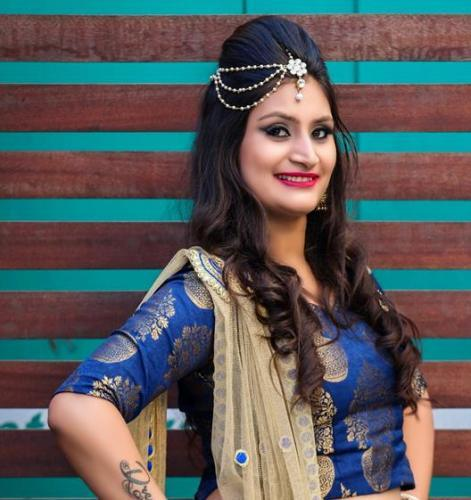 Udaipur's Varsha Rao bags Mrs. India Universe title
