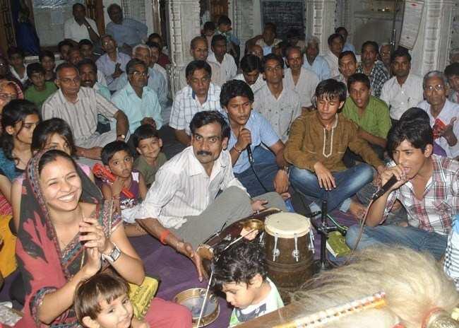 Shwetambar Jain Community celebrates Samvatsari