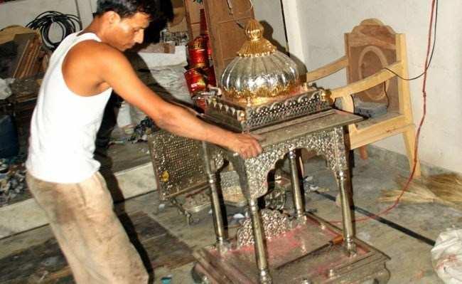 City prepares for Ram Revadi on Dev Julni Ekadasi
