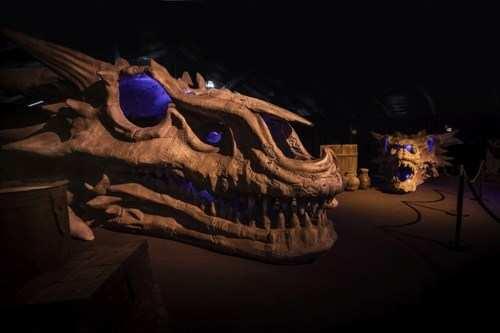 Game of Thrones touring exhibition in Belfast – Northern Ireland