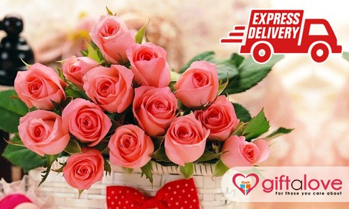 GiftaLove.com is Here Again with Same Day Flowers Delivery for Valentine's Day!