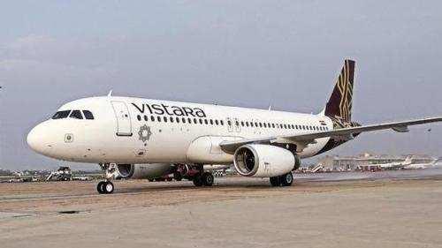 Udaipur-Mumbai/Udaipur-Delhi Vistara Airlines from 4th October