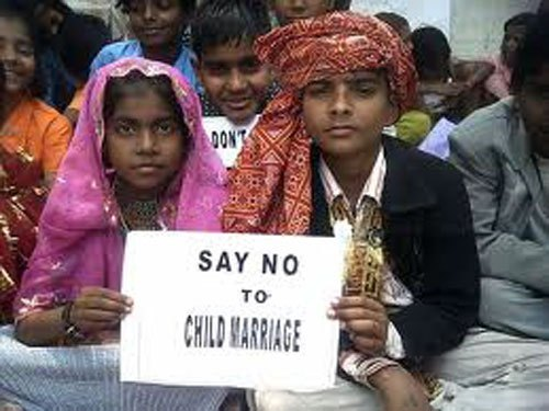 Udaipur becomes vigilant against the practice of Child Marriage, organizes Rally