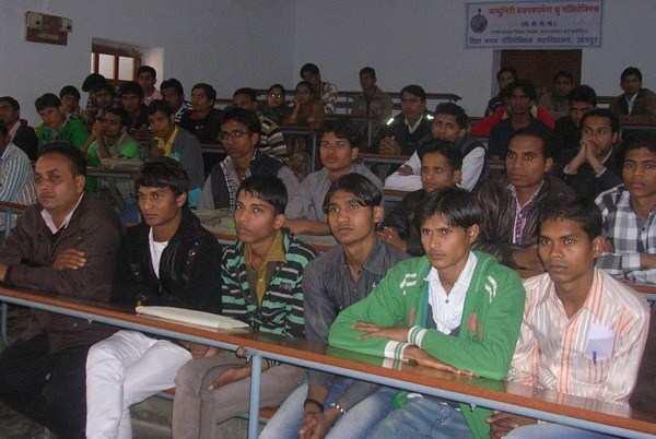 Employment Oriented Training Starts at Vidhya Bhawan