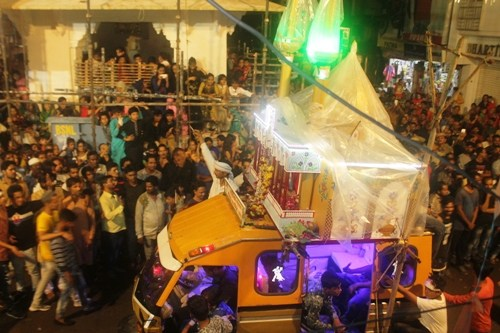 Photos Tazia Procession 2019 at Udaipur