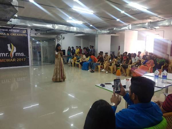 Mr and Miss Mewar auditions at Arvana – The Shopping Destination