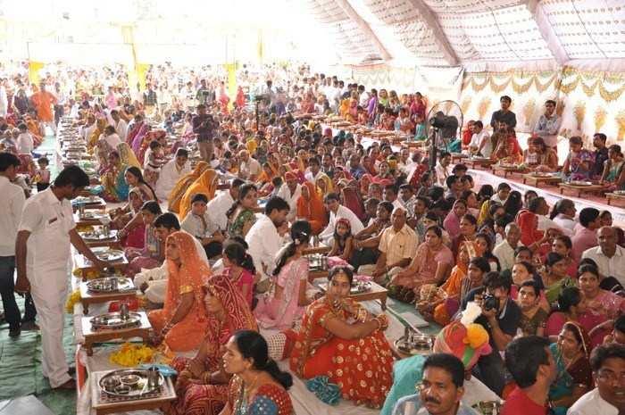 Historic Jain Upvas and Parna festival concluded