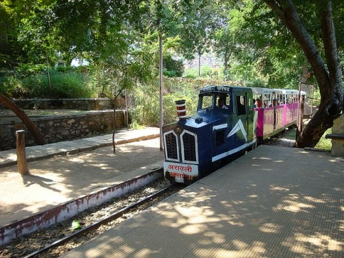 Contractor given 10 Day Deadline to overhaul Gulab Bagh Childrens Train
