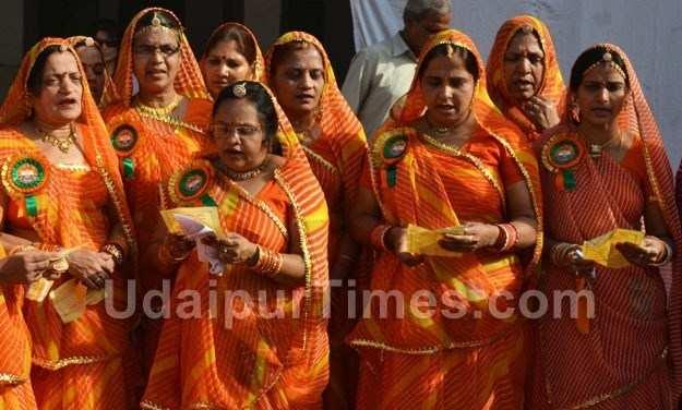 [Photos] Mahaveer Jayanti Shobha Yatra Increased Grace of Udaipur