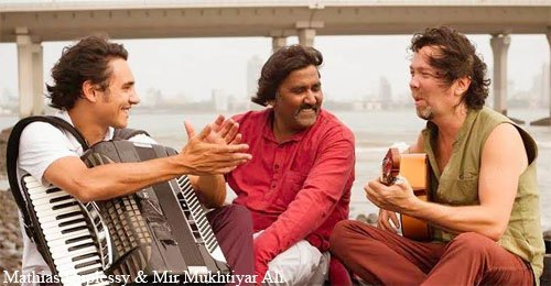 Meet the Artists performing in Udaipur World Music Fest