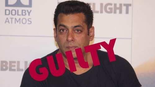 BREAKING NEWS|Salman Khan convicted in Black Buck poaching case