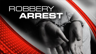 Robbers arrested -Robbed 2 lakhs from a man a week ago