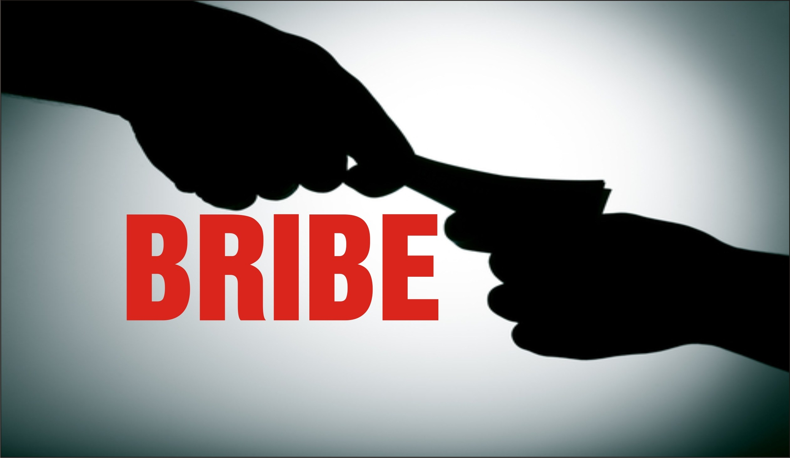 Watershed personnel arrested-Case of bribe