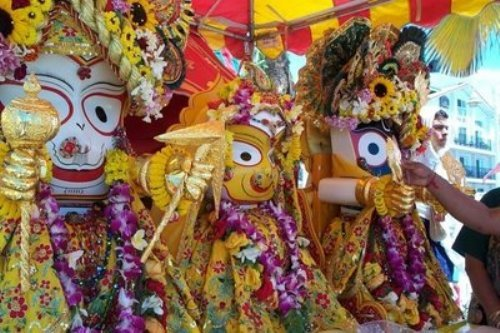Preparations are on for Sri Jagannath Rath Yatra