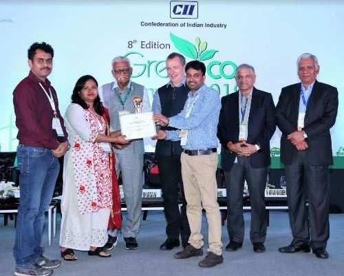 HINDUSTAN ZINC RECEIVES  6th CII ENVIRONMENTAL BEST PRACTICES AWARD 2019