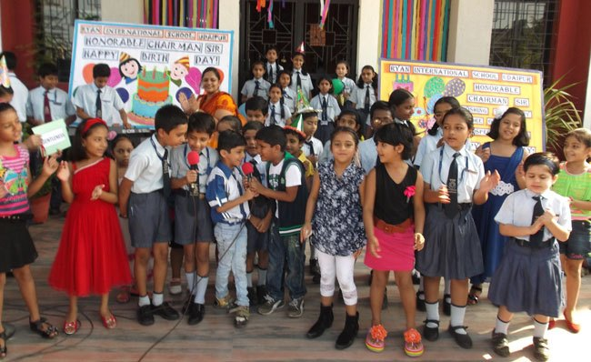 Founder's Day Celebrated at Ryan International School