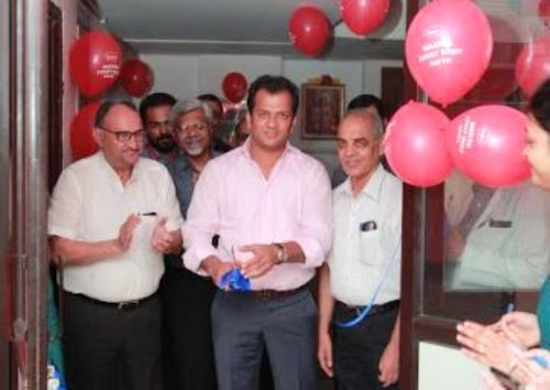 स्वैच्छिक रक्तदान शिविर का आयोजन