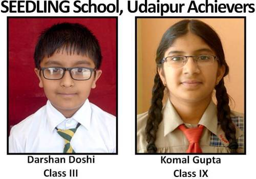 Seedling students perform at International and National levels