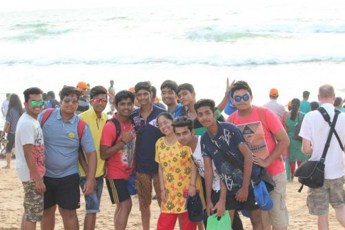 CPS students return from Goa Tour