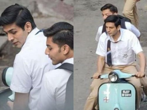 Will Kartik Aaryan land in trouble for driving without Helmet in Udaipur?