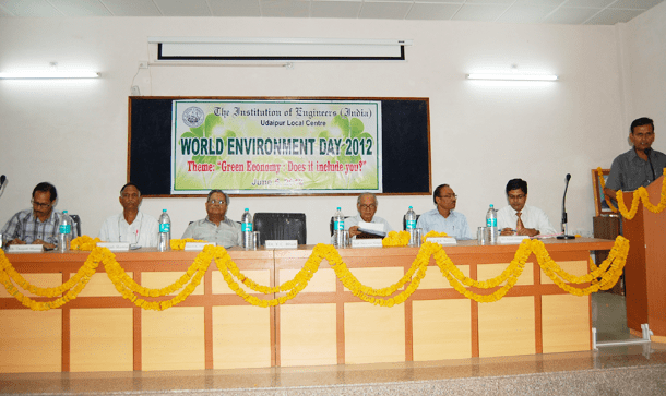 Environment Day Celebration at IEI, Udaipur Local Centre