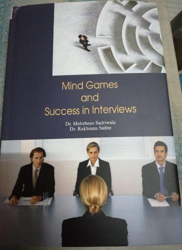 Professors from Udaipur launch their second book – Mind Games and Success in Interviews