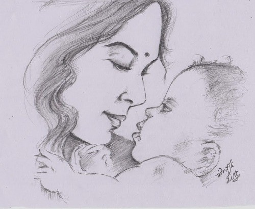 Arvanah Mother's Day Drawing Competition
