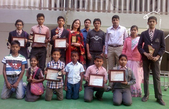 St Anthony students triumph at Drawing Competition