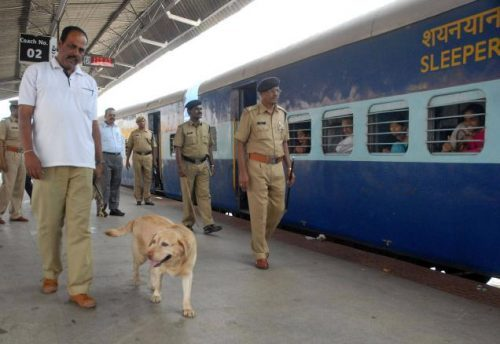 Travelling on Udaipur-Indore train; Beware of theft