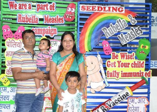 Vaccination isn't a private choice but a civic obligation – Vaccination Drive at Seedling