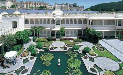 Udaipurs Taj Lake Palace – 3rd Best Hotel in the World | Conde Nast Traveler Awards 2019