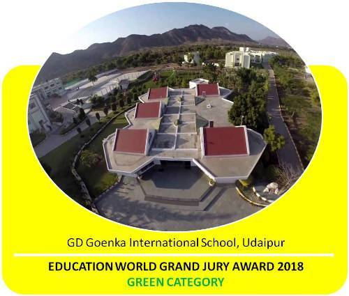Udaipur school becomes first in Rajasthan to feature in Education World Grand Jury Awards