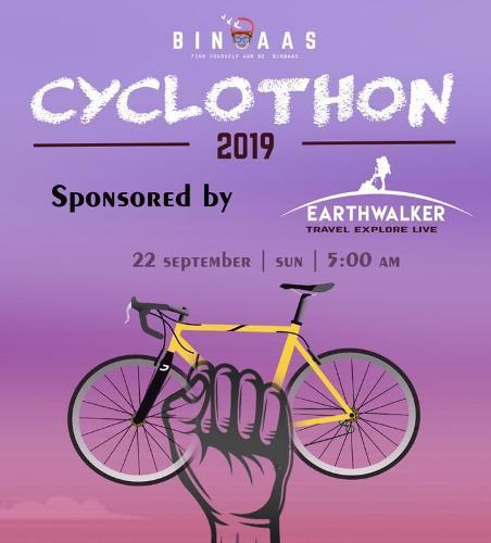 Journey to the Centre of Udaipur | Bindaas Cyclothon teams up with Earthwalker