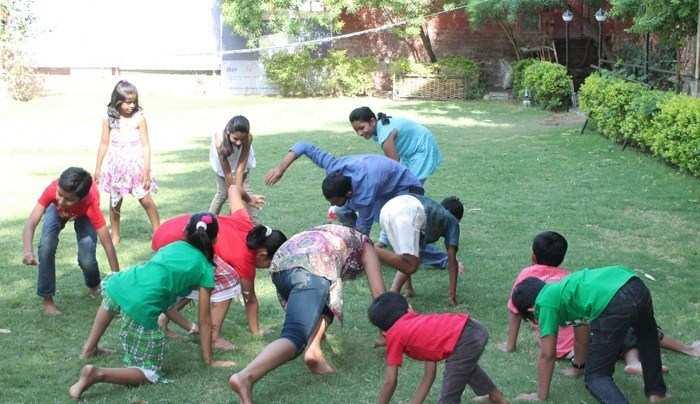 Kids get 'New World' at Movindia Summer Camp